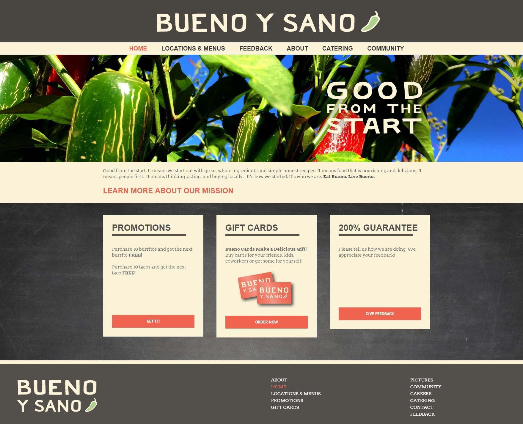 Bueno Y Sano Restaurant