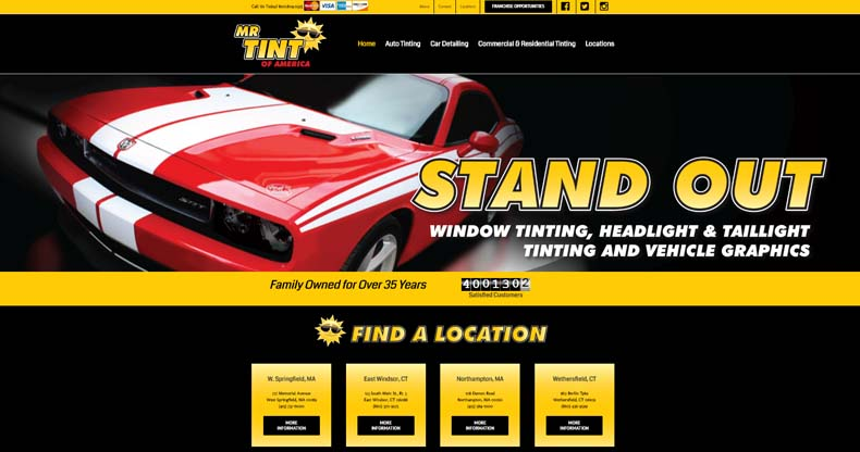Mr. Tint Franchise Corporation